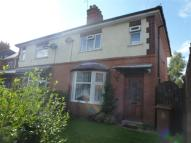 2 bedroom semi detached house in Kirkby Road, Desford...