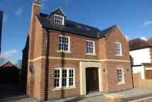 new home for sale in Leicester Road, Hinckley