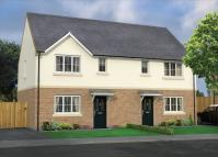 3 bed new property for sale in Tollgate Way, Northampton