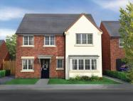 4 bed new house for sale in Tollgate Way, Northampton
