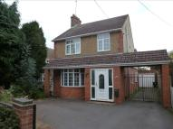 Detached house in Wollaston Road...