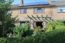 Terraced house for sale in Hod View, Stourpaine...