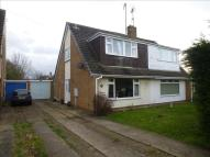 3 bedroom semi detached home for sale in Hatfield Road, Sawtry...