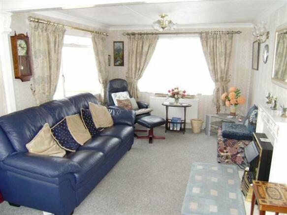 2 Bedroom Park Home For Sale In Wick Lane Village
