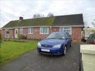 Detached Bungalow in Mill Road, Occold, EYE