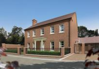 4 bedroom new house in Coopers Lane, Verwood
