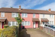 Terraced property in Hopewell Road, Baldock