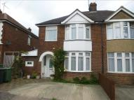 semi detached property in High Street North...
