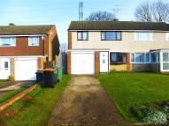 semi detached house in Chichester Close...