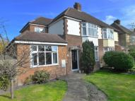 3 bed semi detached property in Bedford Road...