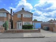 Terraced property in Hemingford Drive, Luton