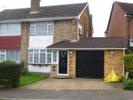 3 bed semi detached home in Sunningdale, Luton