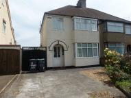 3 bedroom semi detached home in Chantry Road, Kempston...