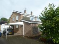 semi detached home in Greenview Close...