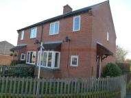 3 bedroom semi detached house in Grenidge Way, Oakley...