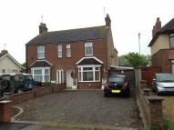 3 bed semi detached house for sale in Bedford Road, Wootton...