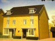 new house for sale in Syward Row, Wolverton...
