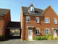 3 bed Link Detached House in Cooper Drive...