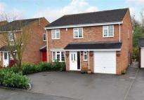 Detached home for sale in Hare Close, Buckingham