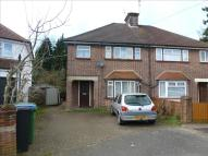 semi detached home in The Chase, Watford