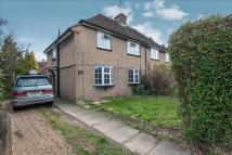 3 bed semi detached home in Gonville Avenue...
