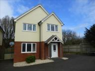 Detached house in Antrobus Road, Amesbury...