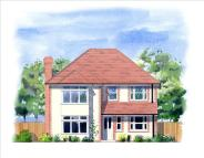 4 bed new home for sale in Andrews Close...