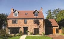 Hertfordshire Village new house for sale