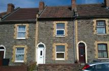 Terraced house in Poplar Road, Speedwell...