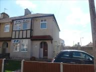 semi detached house in Beachgrove Road...
