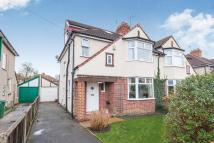 4 bedroom semi detached house in Cherington Road...