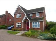 4 bedroom Detached property for sale in Cottons Meadow...