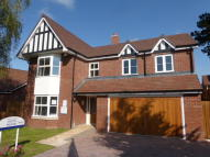 new property in Southbank Road, Hereford
