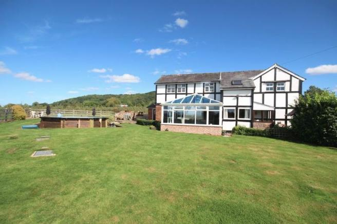 4 Bedroom Detached House For Sale In Two Hoots Bush Bank Hereford Hr4