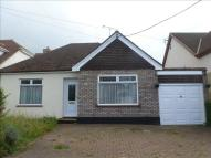 Detached Bungalow in Vowler Road...