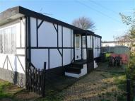 1 bedroom Park Home in The Dome Caravan Park...
