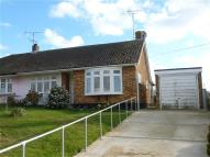 Semi-Detached Bungalow for sale in Station Crescent...