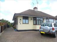 Semi-Detached Bungalow in Oakwood Road, Rayleigh