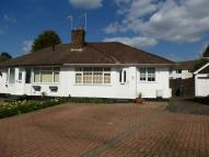 2 bedroom Semi-Detached Bungalow for sale in Byron Close, Crawley
