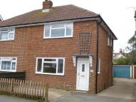 2 bed semi detached home for sale in Western Road...