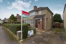 3 bed semi detached house in Collinwood Road...