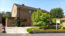 Foxwell Drive semi detached house for sale