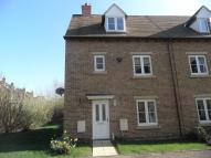 4 bed End of Terrace house in Mead Lane, Witney