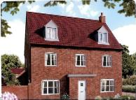 5 bed new property in Kingsmere, Bicester