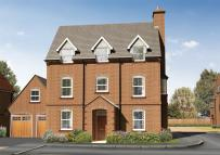 5 bed new property for sale in St Mary's Fields, Thame