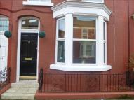 Terraced house in Rosslyn Street, Liverpool