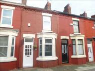 Terraced house in Bellmore Street...