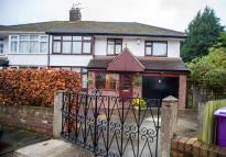 semi detached property in Beech Lawn, Liverpool