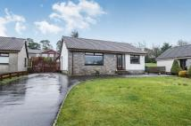 Detached Bungalow in Cameron Crescent, CUMNOCK