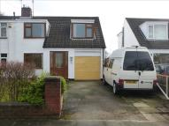 3 bed semi detached home for sale in Tavener Close, Wirral